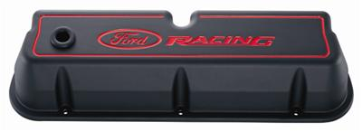 Ford Racing Valve Covers Black Crinkle Finish Small Block Ford