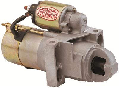 Powermaster Starter for Chevy Stagered Mount