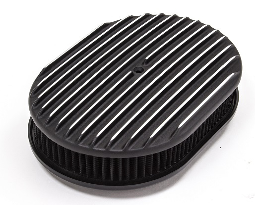 Black Finned 15x2 Air Cleaner Wash Filter