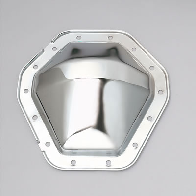 GM 14 Bolt Chrome Rearend Cover Chevy 1 ton rear