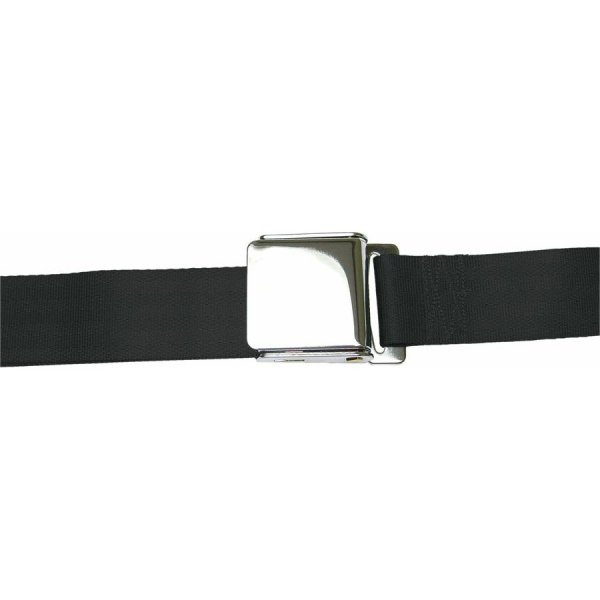 Black Lift Latch Seatbelt