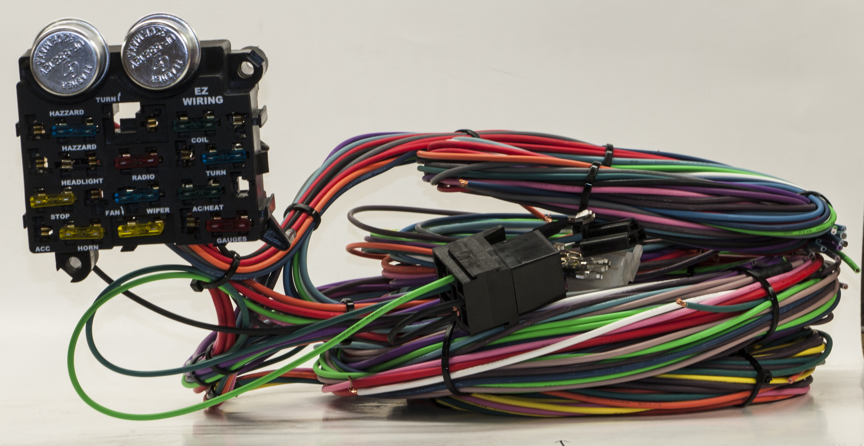 12 Circuit Standard Fuse Harness