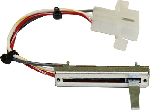 Gen II Slide Pot Switch for Servo Heater Valve
