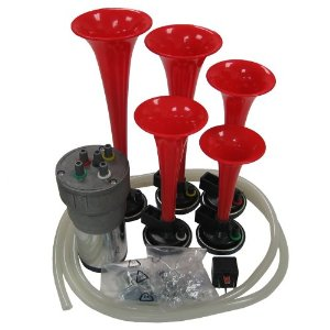 Dixie Air Horn Kit